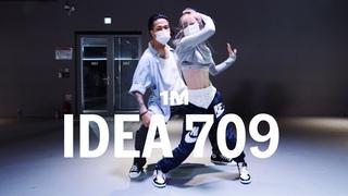 Jayla Darden - Idea 709 / Tarzan X Eva Choreography