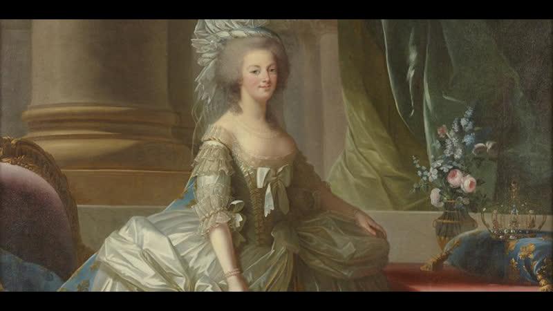 Тайный Версаль Марии Антуанетты