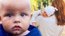 Она нашла этого малыша на улице И под одеялом была записка Добрые люди обогрейте моего малыша