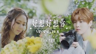 .鄧紫棋【好想好想你 Missing You】Official Music Video