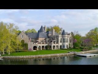 $ Luxury Lakefront Castle For Sale. Kansas City, Missouri, USA  Sotheby's International Realty
