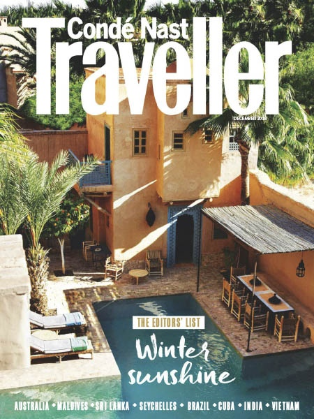 Conde Nast Traveller UK 2018 12
