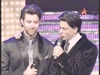 Shah rukh Khan & Hritik Roshan