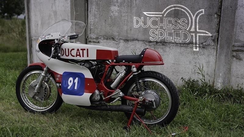 1969 Ducati The Duchess of Speed