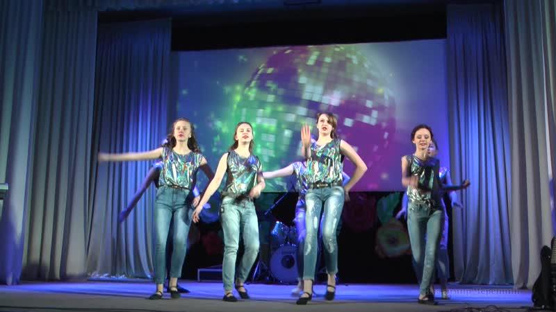 Танцевальная группа Восход Клубная зона