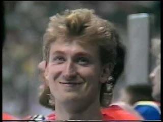 NHL 1987. Stanley  Final. Game 7. Philadelphia Flyers - Edmonton Oilers. NTV.