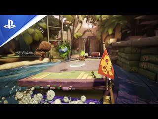 Сэкбой: Большое приключение   Трейлер к выходу игры   PS4, PS5