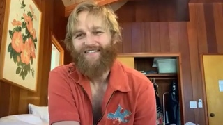 Wyatt Russell dishes on Captain America, Falcon and the Winter Soldier