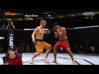 EA Sports UFC 4 Gameplay Special Career Mode Tips And Tricks