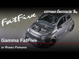 The Cinquone, Italian excellence by | ROMEO FERRARIS 🇬🇧I