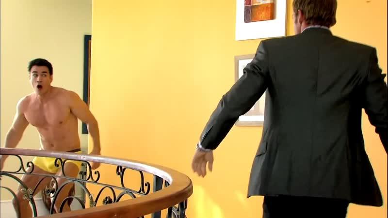 драка Бруно и Алехандро из сериала Очарование 2009 1080р