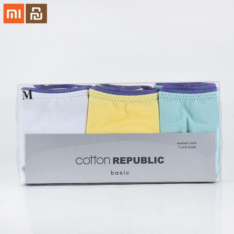 Женские трусики Xiaomi Cotton Republic -