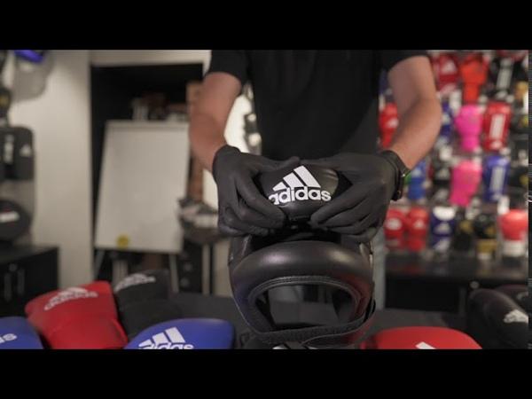 Бамперный шлем adidas PRO