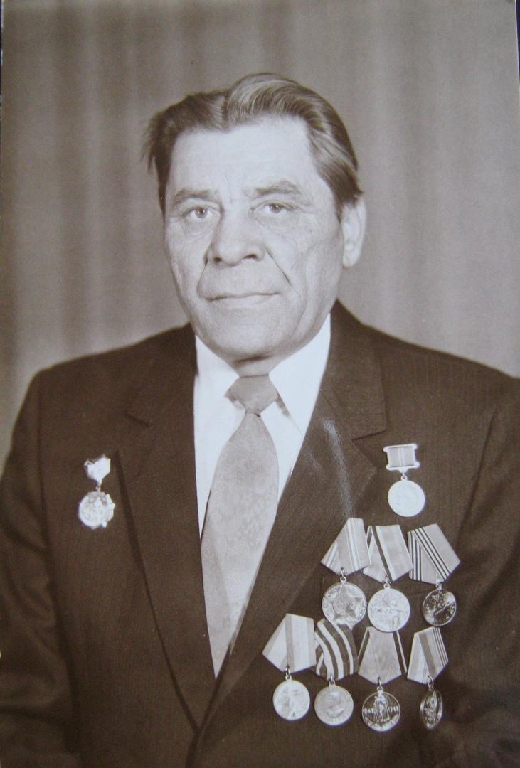 Харин Андрей Семенович