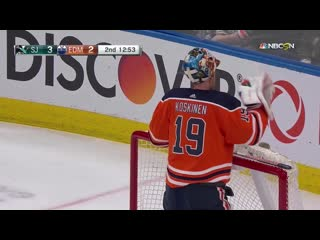 Maxim Letunovs first NHL goal