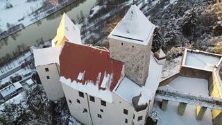 Что посмотреть в Баварии на машине летом, весной, зимой и осенью | Крепость Прун (Schloß Prunn)