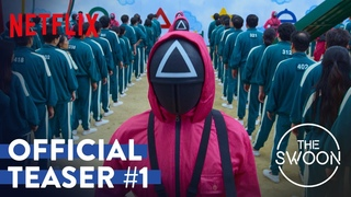 Squid Game | Official Teaser #1 | Netflix [ENG SUB]