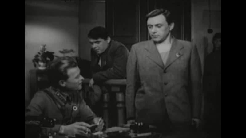 Боевой киносборник 3 Фильм 1941 года Советский военный фильм смотреть отечественная война СССР