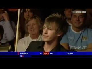 Incredible Steal By Judd Trumph vs John Higgins Premier League 2009