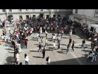 Танцевальный мастер-класс #дэNS