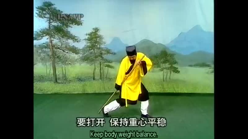 Wudang XuanWu Pai XuanWu Удан Сюань Ву Пай Сюань Ву Учебное пособие по оружию часть 1Gun Tutorial part 1