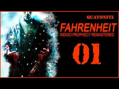 Fahrenheit Remastered 01 Убийство Без комментариев 100%