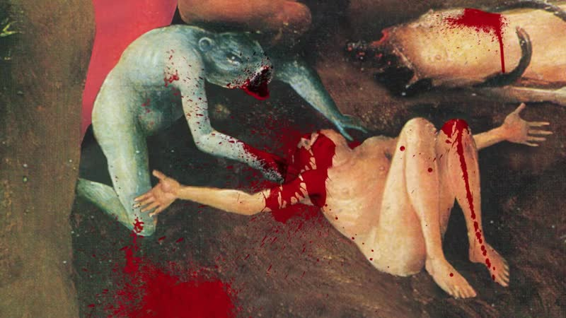 Босх Иероним, видеоколлаж по мотивам картин Мастера