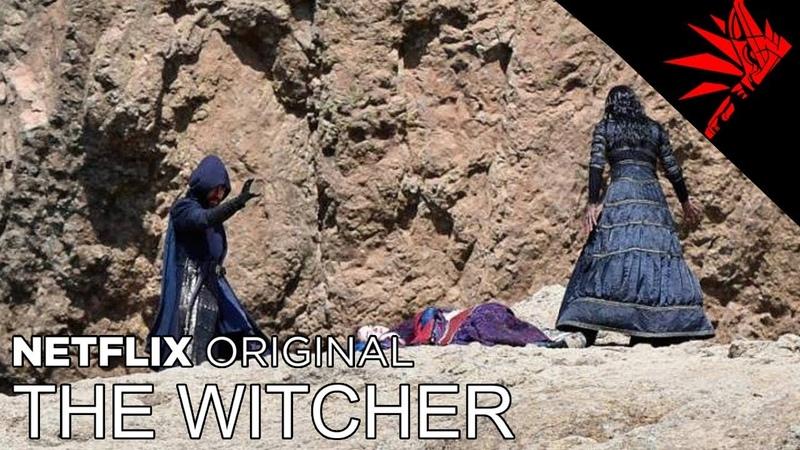 Primer Vistazo a YENNEFER y grabaciones en las Islas Canarias - The Witcher Netflix