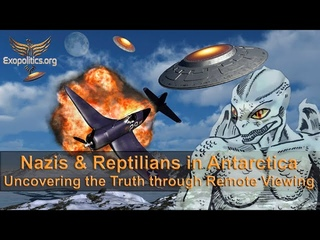Nazis and Reptilians in Antarctica – Uncovering the Truth through Remote Viewing