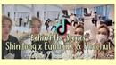 [BTS] SUJU Shindong x Eunhyuk Heechul - Behind The Scenes Tiktok Dance Challenge