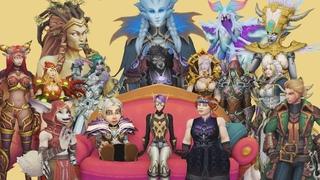 I Like WoW Girls [World of Warcraft animation]