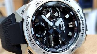 Casio G-Shock GST-B400-1A Carbon core guard Bluetooth smart watch 2021