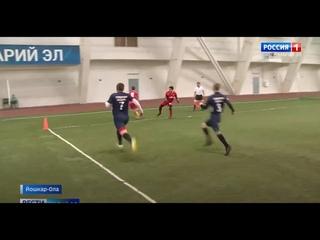 Чемпионат России по мини-лапте проходит в Йошкар-Оле