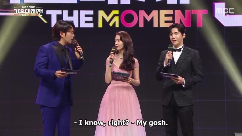 2020 MBC Music Festival или MBC Gayo Daejejeon Episode 2 31 12 2020