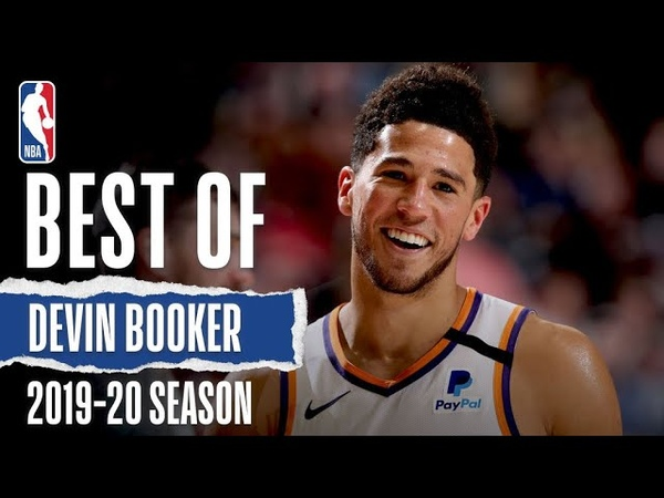 Devin Booker's BEST PLAYS From The 2019 20 Season
