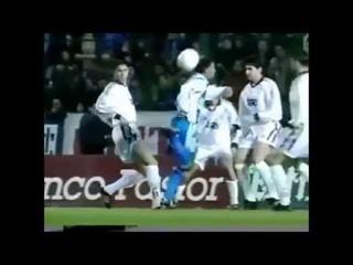 Djalminha Flick Rainbow vs Real Madrid