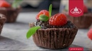 Как приготовить десерт с шоколадом и малиной Простой рецепт Агро-Альянс