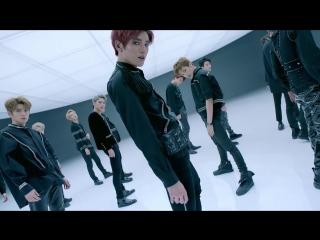 NCT  2018 Black on Black MV