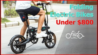 5 Great Affordable Folding E-bikes Under $800 | Top 5 Electric Folding Bikes You Can Take Anywhere