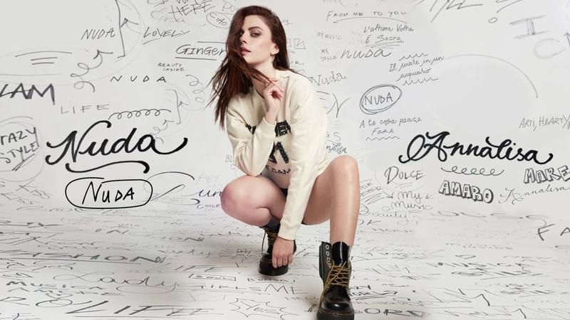 Annalisa Nuda Official Visual Art Video
