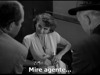 1953 - Pickup on South Street - Manos peligrosas - Samuel Fuller - VOSE