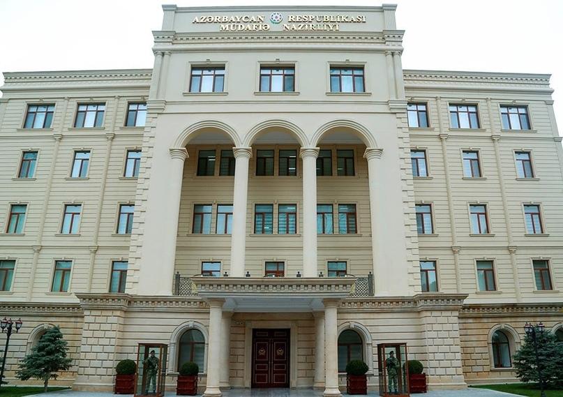 Новое от Минобороны Азербайджана: