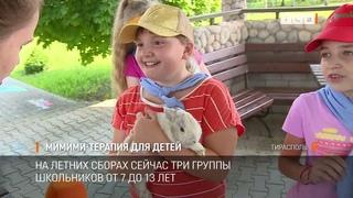 Мимими-терапия для детей