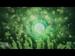 Japan Fireworks   Awesome shell! Akagawa fireworks festival.