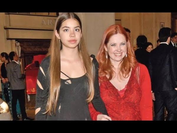 Андреа дель Бока и ее дочь Анна Кьяра снимутся в художественном фильме
