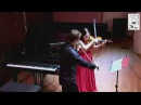 H. Wieniawski. Caprice №1 for two violins, op. 18