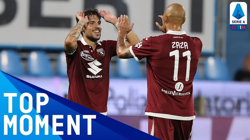 Verdi Worldie Saves Torino from Relegation SPAL 1 1 Torino Top Moment Serie A TIM