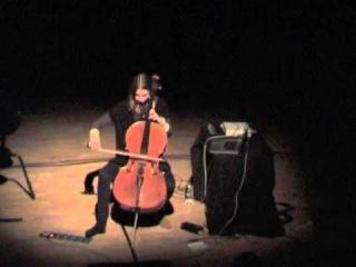 Hildur Guðnadóttir - Altmusic (Auckland) performance
