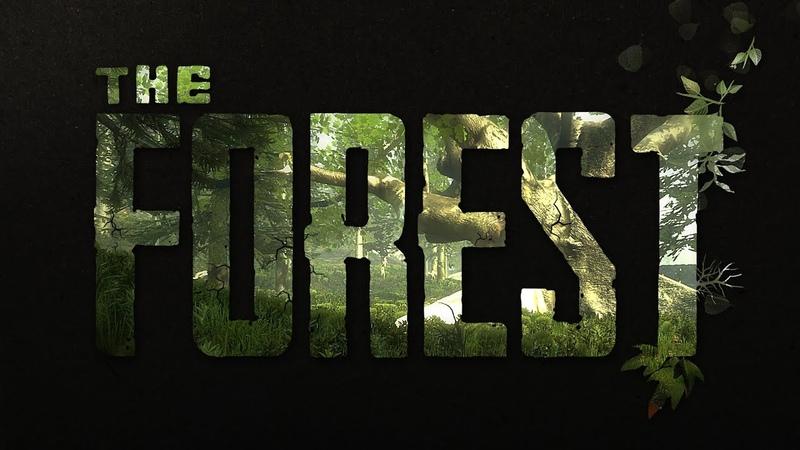 1 The forest Начинаем выживать после авиа катастрофы