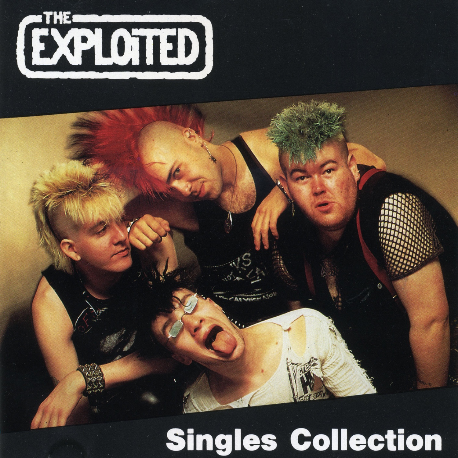 The Exploited album The Singles Collection